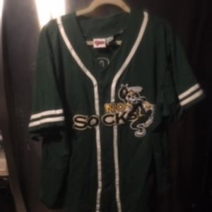 Disney XL Goofy Baseball Embroidered Jersey - 10